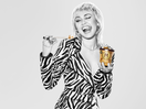 Miley Cyrus Sheds Some Layers for Virtual Concert Campaign from Magnum