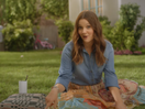 Drew Barrymore Goes Natural in Campaign for Lawn Care Programme Instead