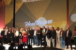 McCann Health Wins Network of the Year Award at 2016 Lions Health