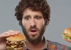 Frugal Rapper Lil Dicky Revels in the Value of Carl's Jr.
