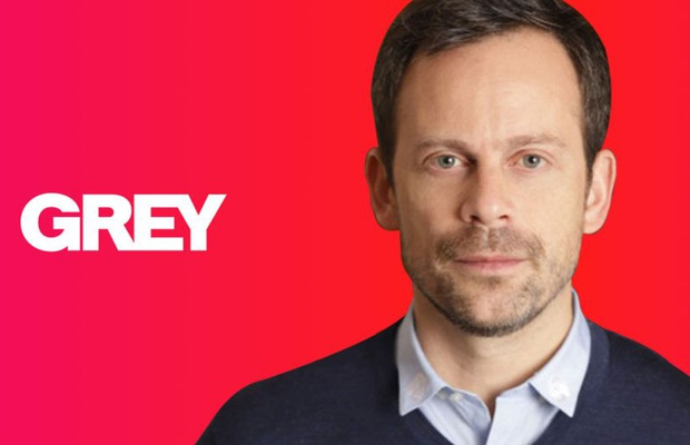 Javier Campopiano Promoted to New Creative Roles at Grey and WPP