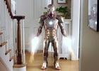 McCann & The Embassy's Mini Iron Man