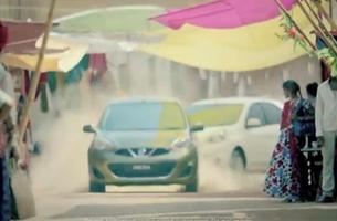 Nissan Micra 'Play Hard'