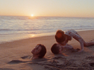 The Last Shadow Puppets Get Buried on a Beach in New Music Video