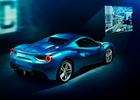 Limehouse Revs Up its Car Portfolio with a New Shoot for Ferrari