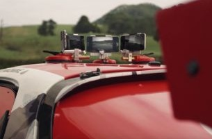 Vodafone Puts 4G to the Ultimate Test with a Blind Drift Race