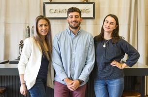 Camp + King Bolsters Creative, Account and Production Teams with Three New Faces