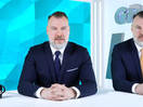 Sweden's Head Ice Hockey Coach Becomes World's First Virtual Sports Anchor