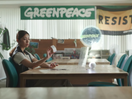 Behind the Work: Greenpeace Explore a Carbon-Free Society through the Eyes of Haters