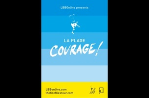 LBBOnline's 3rd Annual 'La Plage Courage' in Cannes