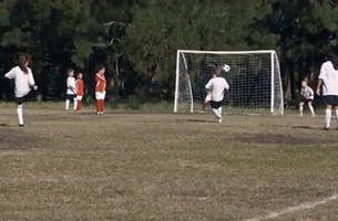 How an Overly Clean Football Match Highlighted the Goodness of Dirt
