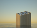 The Cube by VELUX Is an Interactive Space to Find Your Moment of Calm