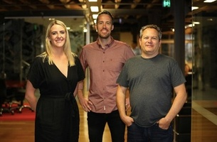 303MullenLowe Sydney Bolsters Creative Team