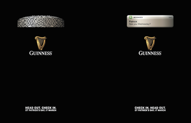 Guinness Encourages New Zealanders to Celebrate St Paddy's Day Responsibly