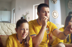 The Beautiful Game Brings Fathers and Daughters Together for UEFA