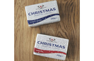 W+K London Gets Festive For New Lurpak Packaging