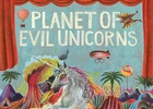 Visit a Planet of Evil Unicorns with Radio Flyer's Travel Agency for Kids