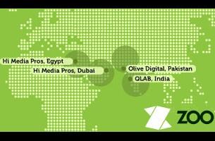 ZOO Digital Announces Triple International Partnership Deal