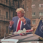 Donald Trump, Vladimir Putin and Angela Merkel Slide in Each Others DM's in Gloria's Utopian Video