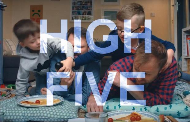 High Five UK: August 2019
