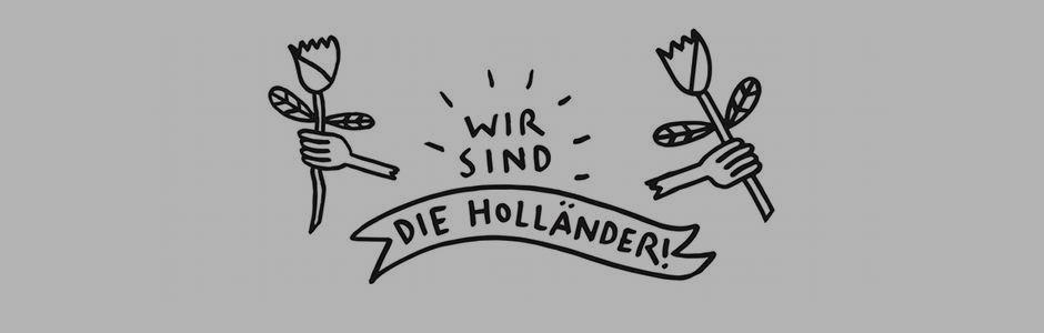 Wir Sind Die Holländer: We Popped into Sizzer and Halal's Temporary Berlin Office
