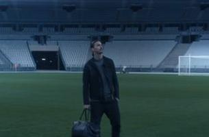 Zlatan Ibrahimović Says Goodbye to Swedish Football in New Volvo V90 Film
