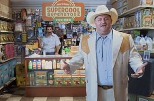 CP+B Brings to Life 'Josh and Donny's Supercool Superstore for Men'