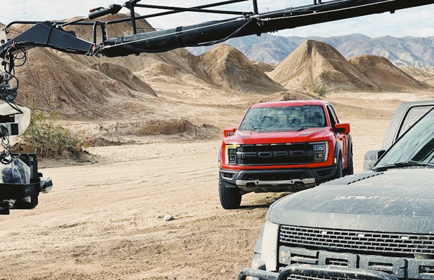 Chrome Productions Delivers Epic Reveal Film for Ford's F-150 Raptor