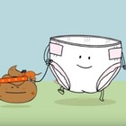 Singing Nappy Wants to be Filled in This Animated Spot for Docusol