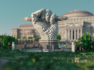 Reporters Without Borders Builds Library in Minecraft to Fight Press Censorship