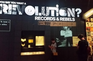 Say You Want a Revolution: Records and Rebels at the V&A