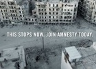 Powerful New Amnesty Campaign Highlights the Syrian Plight This Christmas