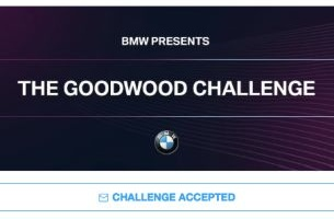 BMW and FCB Inferno Launch The Goodwood Challenge