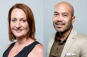 Team One Hires Account Directors Regan Swegle and Landon Nguyen