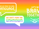 D&G Launches LGBTQIA+ Initiative for Allies Who Want to Speak Up