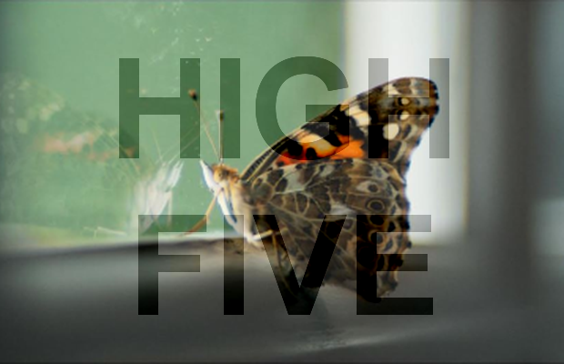 High Five UK: September 2019