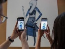 Will O'Rourke, Code on Canvas and Sutu Complete AR Art Exhibition for The Galeries