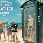Appreciate Your Holiday Weather with This Machine That Mimics the Bad Weather Back Home