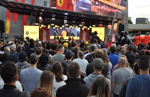 Formula 1 Revs up Fans around the Globe with 2019 Season Launch