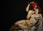 Magnum Gives Poet Dante and Muse Beatrice a Kiss to Remember for International Kissing Day