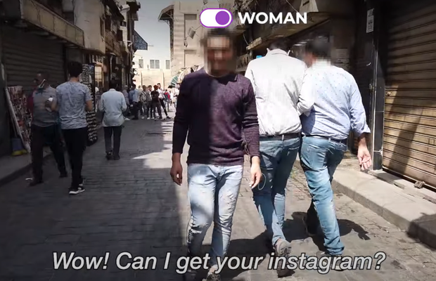 Beauty Brand LUX Spotlights Everyday Sexism Around the World by Asking Men to Walk in Women's Shoes