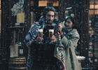 Amstel's 'Hold My Beer' Campaign Showcases The Hilarious Dedication of Male Friendship