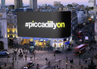 Piccadilly Lights Brings Colour to Life for Countdown to Switch-On