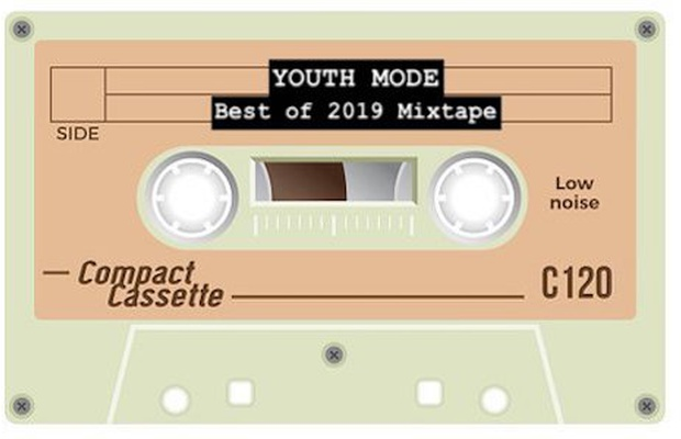 YOUTH MODE's Best of 2019 Mixtape