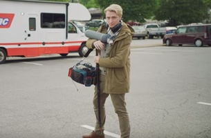 Brit Heads On an Epic Road Trip Across the Southern US in RaceTrac Mockumentary