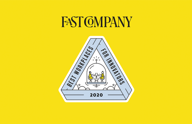 AKQA Awarded Best Workplace for Innovators by Fast Company