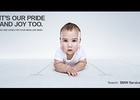 FCB Inferno Launches 'Baby' Aftersales Campaign for BMW
