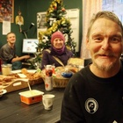 Bob the Robot and Wolt's Homeless Christmas Meal Drive Puts Food on the Table
