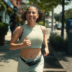 Ilana Glazer Tracks Down the 'Runner's High' in Nike Campaign by Caviar