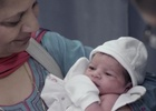 Stitch & Pampers Celebrate #Everybaby Across the UK in Real-time
